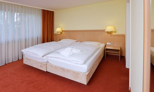 Comfortable double room Category Schwarzwald
