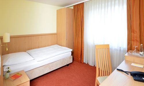 Standard single room Category Schwarzwald
