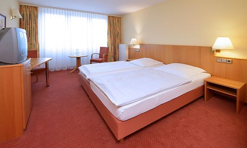 Comfortable double room category Vogesen